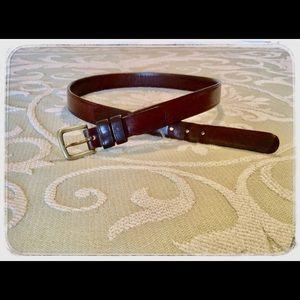 Accessories - Vintage Coach Belt.